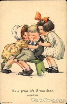 twelvetrees postcards | CHARLES TWELVETREES - VINTAGE POSTCARDS