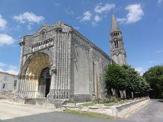#Fenioux #eglise near St Jean #D'Angely #CharenteMaritime
