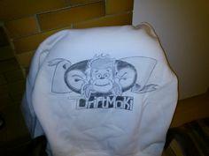 hoodie, pattern by me