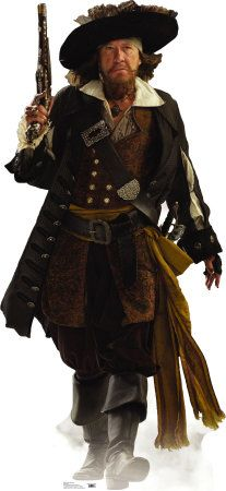 barbossa costume - Google Search