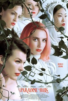 Watch Emma Roberts, Milla Jovovich, and Eiza Gonzalez in the trailer for Paradise Hills Milla Jovovich, Emma Roberts, Movies 2019, Hd Movies, Movies Online, Movies To Watch, Funny Movies, Jeremy Irvine, Eiza Gonzalez