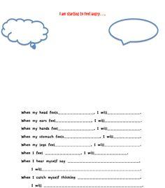 OT Mental Health Worksheets/Printables