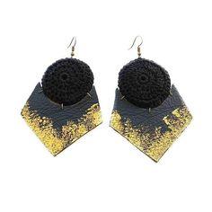 Finding happiness in small things Earrings Handmade, Handmade Jewelry, Finding Happiness, Small Things, Handmade Accessories, Crochet Earrings, Happy, Instagram, Handmade Jewellery
