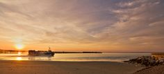 https://flic.kr/p/fbbuLX   Ryde Pier 160713 01   Find more information about the Isle of Wight on our official tourism website here Facebook Situated just off England's South coast and less than 2 hours from London, the Isle of Wight is the perfect holiday destination at any time of year.