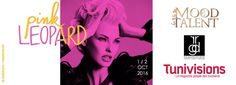 OCTOBRE : PINK LEOPARD - in the mood for talent