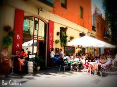 Bar Calders, Carrer Parlament, Barcelona