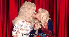 *audible kissing noises*