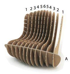 Ergonomic & Anthropometric - Ergonomics and Anthropometrics Cardboard Box Houses, Cardboard Model, Cardboard Chair, Cardboard Playhouse, Cardboard Design, Cardboard Art, Cardboard Recycling, Cardboard Castle, Cardboard Sculpture