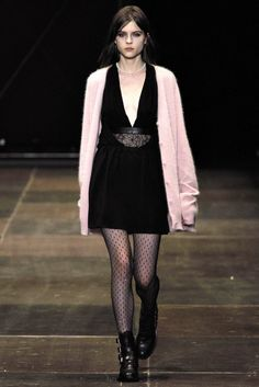 Saint Laurent Fall 2013 - Shop these tights at @fashion_tights_styles www.fashion-tights.net #tights #pantyhose #hosiery #nylons #tightslegs #tightsfeet #tightslover #tightsblogger #tightsfashion #pantyhoselegs #pantyhosefeet #pantyhoselover #pantyhoseblogger #pantyhosefashion #nylonlegs #nylonfeet #nylonlover #nylonblogger #nylonfashion #hosierylover #hosierylegs #hosieryfeet #hosieryblogger #hosieryfashion #legs