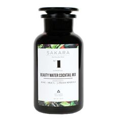 Beauty Water Cocktail Mix $39