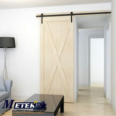 4.9FT/6FT/6.6FT Free shipping 6.6FT carbon steel barn sliding hardware for sliding wood door ** You can get additional details at the image link.