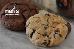 Starbucks Kurabiye Tarifi Starbucks, Iftar, Deserts, Food And Drink, Cookies, Chocolate, Biscuits, Desserts, Schokolade