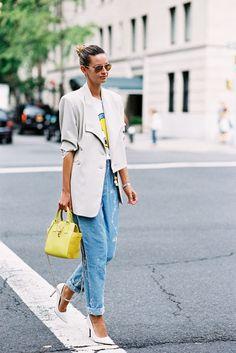 New York Fashion Week SS 2015....Clara