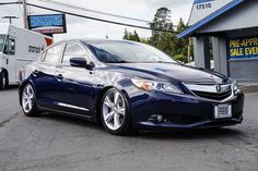 Acura ILX Sport Car Stuff Cars And Car Pictures - Acura ilx suspension