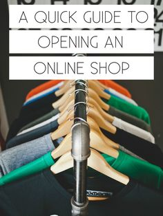 #WEDO: A Quick Guide To Opening Your Online Shop — The Alisha Nicole