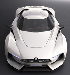 Futuristic Car, Citroen, Great Exotic  Luxist pic. @Deidré Wallace