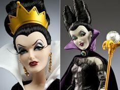 Villains Designer Collection – Bonecas e esmaltes das Vilãs Disney