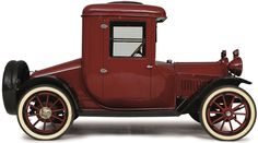 1914 Hupmobile 32 Coupe