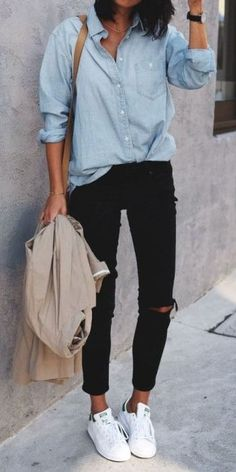 san francisco 6b063 f2ecc 45+ Perfect Spring Outfits to Wear Now Vol. 2