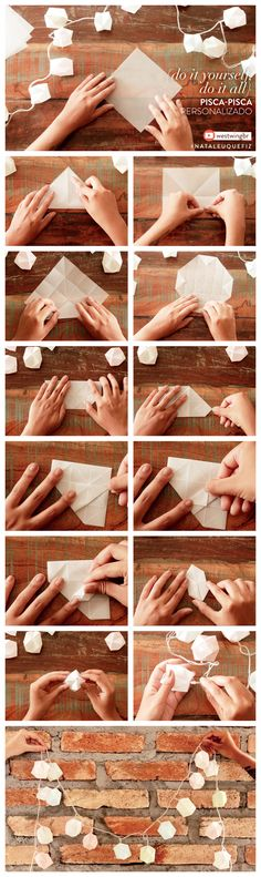 16 Awesome Ideas for DIY Christmas Decorations Art and Craft Origami And Kirigami, Origami Paper Art, Origami Butterfly, Diy Origami, Origami Tutorial, Diy And Crafts, Arts And Crafts, Paper Crafts, Christmas Diy