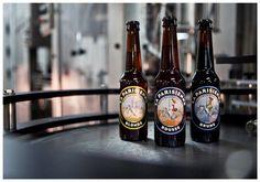 La Parisienne, bière artisanale de Paris par radis rose http://radisrose.fr/la-parisienne-biere-artisanale-paris/ #laparisienne #biere #paris