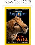 National Geographic Magazines (Years 4-6)
