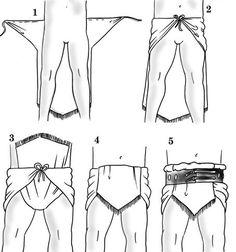 medieval underwear - Google Search