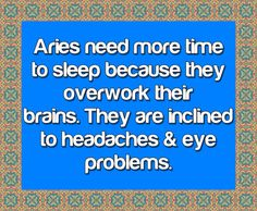 Aries zodiac astrology sign characteristics and personality traits. View at http://mickeymud.com
