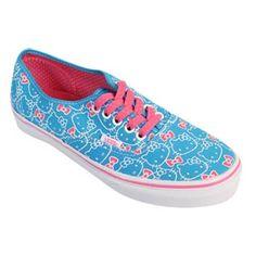 Hello Kitty Authentic - Hawaiian Ocean   Hot Pink 353bae8e1
