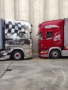 back with some beauties.......Bonkers about Trucks.....well what else could we say...