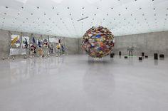 Contemporary Art Daily website