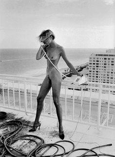 Helmut Newton: Celia