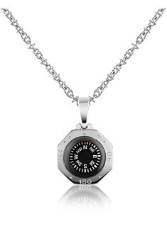 8354b60da0b 14 Best Necklaces images in 2019 | Compass necklace, Compass jewelry ...