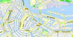 Printable Map Amsterdam, Netherlands, printable vector map Adobe Illustrator editable City Plan G-View Level 13 (2.000 m) V3.09, full vector, scalable, editable, text format of street names, 6 Mb ZIP. DOWNLOAD NOW>>> http://vectormap.info/product/printable-map-amsterdam-netherlands-printable-vector-map-adobe-illustrator-editable-city-plan-g-view-level-13-2-000-m-v3-09-full-vector/