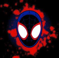 Miles Morales - Ultimate Spider-Man, Into the Spider-Verse Spiderman Drawing, Spiderman Spider, Spider Verse, Spectacular Spider Man, Dc Comics, Black Spider, Marvel Wallpaper, Dope Art, Marvel Vs