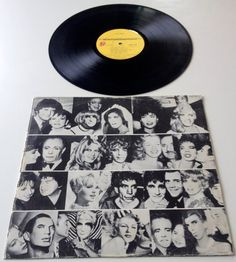 The Rolling Stones Some Girls LP Vinyl Record by ThisVinylLife
