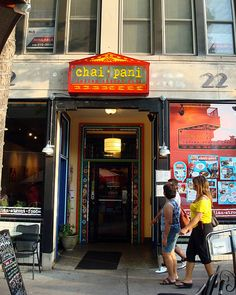 """Chai Pani"" - on Battery Park, Asheville. Indian Street food ... already nationally recognized for taste and quality. Also, a great new Indian inspired lounge from Chai Pani, ""MG Road"" ... in the basement level around the corner or down the nearby stairs to Wall St."