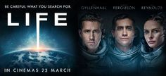 Sites to download free movies – Life 2017 720p 1080p bluray. The six-member crew of the International Space Station is …
