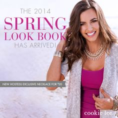 Spring has sprung with #cookielee #jewelry!