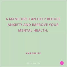 Just another excuse as to why I should get my nails done every 2 weeks. #truth