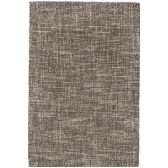 Test drive this rug in your space.Order a swatch by adding it to your cart.In a gorgeously deep grey and subtle crisscross sketched graphic, this durable micro-hooked wool rug is a solid foundation for both neutral and bright décor styles.