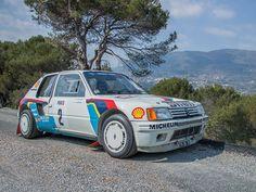 1984 Peugeot 205 Turbo 16 Evolution 1 Group B | Monaco 2016 | RM Sotheby's More