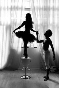 .ballet □ silhouette.