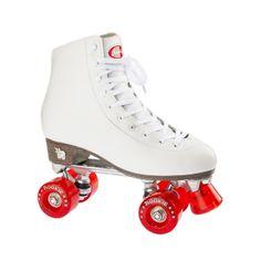 Des patins à roulettes rétros