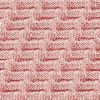 Right Diagonal Knit Purl stitch, free knitting stitch pattern. The stitch can be used for Afghan, Blanket, Scarf, Shawl/Wrap and more.