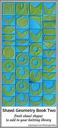 Holly Chayes   » The Shawl Geometry Books