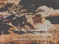 Wild Child, That Way, Brave, Wolves, Children, Wild Women, Movie Posters, Whiskey, Quote