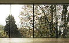 Minimalfenster, dost design gmbh Schaffhausen www.dost-design.chVilla K., Sky-Frame Fenster