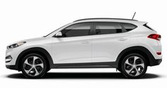 2016 Hyundai Tucson Colors - White