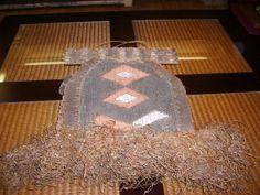 binji fibre mask from d.r.congo